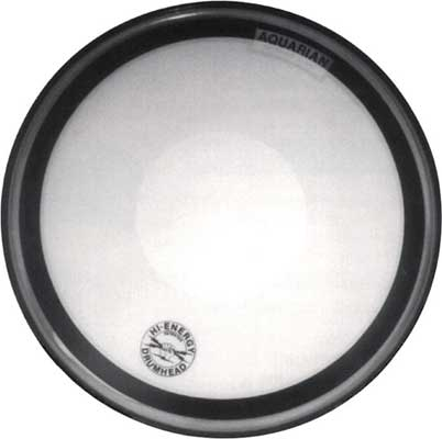 Aquarian Hi Energy Snare Drum Head 14 Inch