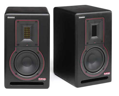 Samson Rubicon 5a Powered Studio Monitors