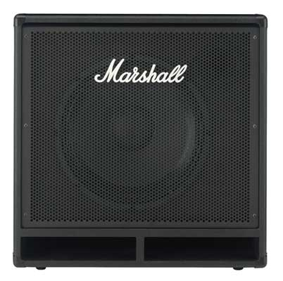 Marshall MBC115 Bass Guitar Amplifier Cabinet