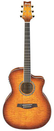 Ibanez A300E Ambiance Acoustic Electric Guitar