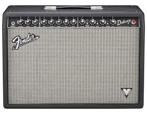 Fender Deluxe VM Tube Guitar Combo Amplifier