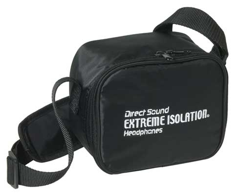 Direct Sound Extreme Isolation Headphone Carry Bag