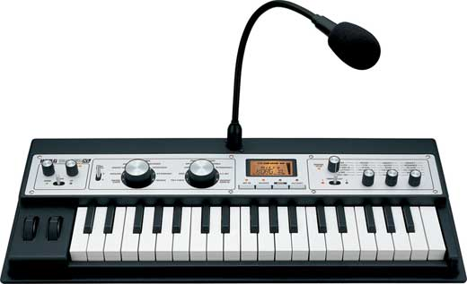Korg microKorg XL Analog Modeling Synthesizer with Vocoder