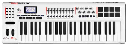 M Audio Axiom Pro 49 MIDI Controller Keyboard