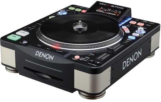 Denon DNS3700 DJ CD Player