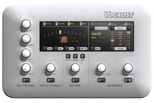 DigiTech VL3D Vocalist Desktop Harmony Processor