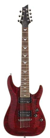 Schecter Omen Extreme 7 String Electric Guitar