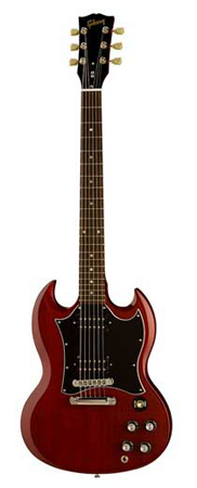 Gibson SG Special Electric Guitar with Gig Bag