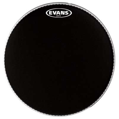 Evans Onyx 2 Ply Drum Head