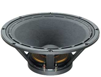 Celestion FTR184080F 18 Inch Replacement Rawframe PA Speaker 600 Watts