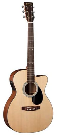 Martin OMC1E Orchestra Model Cutaway Acoustic Electric