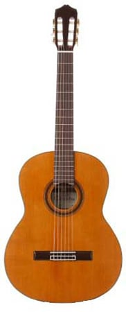 Cordoba Iberia C7 CDIN Nylon String Acoustic Guitar with Gig Bag