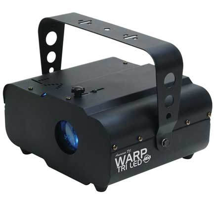 American DJ Warp Tri LED Lighting Effect