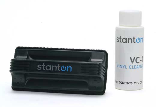 Stanton VC1 Vinyl Cleaner Kit