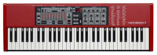Nord Electro 3 61 Key Synthesizer Keyboard