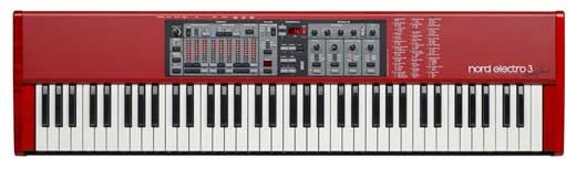 Nord Electro 3 73 Key Synthesizer Keyboard