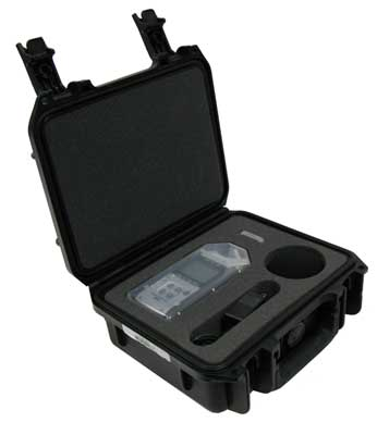 SKB 3I Waterproof Equipment Case for Zoom H4N
