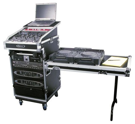 Odyssey FZGS1316WDLX Flight Zone Rack Case