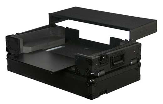 Odyssey FZGSNS7WBL Black Label Flight Zone Case for NS7
