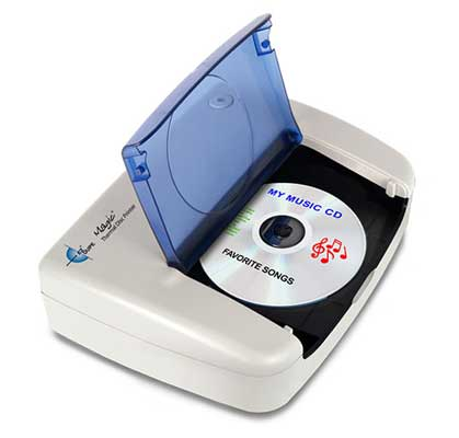 EZ Dupe EZDTMP Magic Thermal DVD/CD Disc Printer
