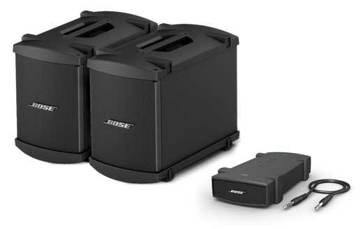Bose A1 PackLite Extended Bass Package For L1 Portable PA Systems