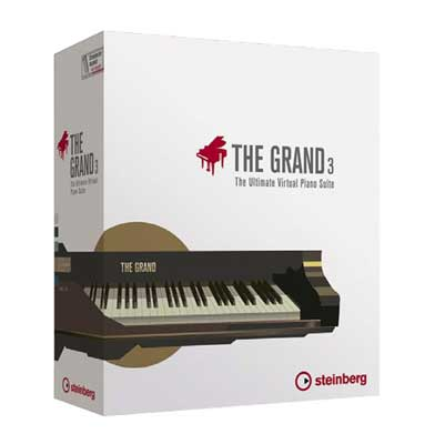 Steinberg The Grand 3 Piano Suite Software Plug in