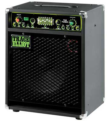 Trace Elliot 715 Bass Combo Amplifier