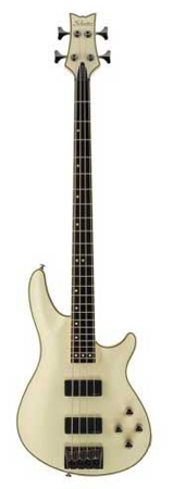 Schecter C4 Custom Electric Bass Guitar