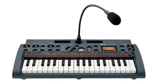 Korg microSAMPLER Sampling Keyboard