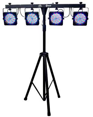 Chauvet DJ 4BAR LED Stage Lighting System