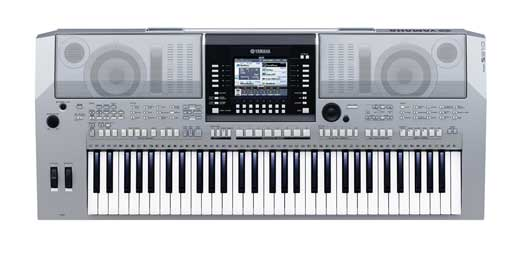 Yamaha PSRS910 61 Key Arranger Workstation Keyboard
