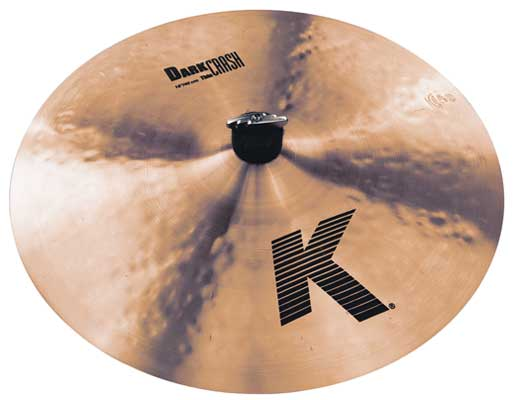 Zildjian K Dark Crash Cymbal