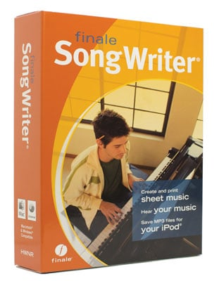 Make Music Finale Songwriter 2010 Notation Software