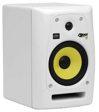 KRK RP5G2 Rokit G2 LE White Powered Studio Monitor