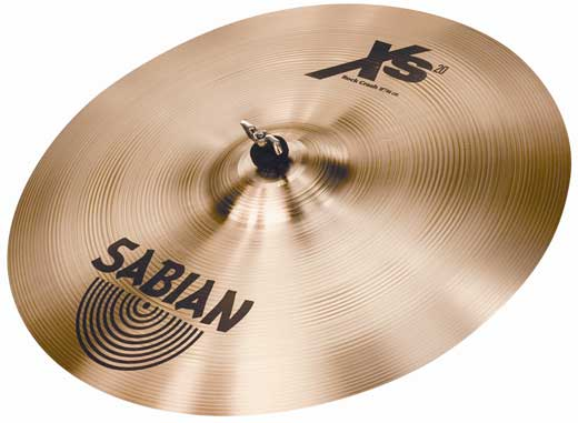 Sabian XS20 Rock Crash Cymbal