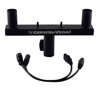 Cerwin-Vega CVANT2A Dual Speaker Mounting Bracket For CVA28