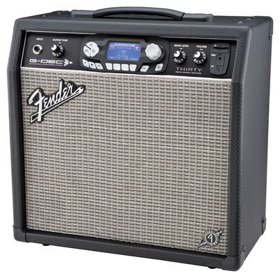 Fender G DEC 3 Thirty Digital Guitar Combo Amplifier