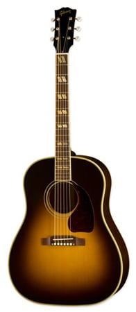 Gibson Aaron Lewis Southern Jumbo Acoustic Electric with Case