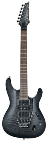 Ibanez S570DXQM Electric Guitar