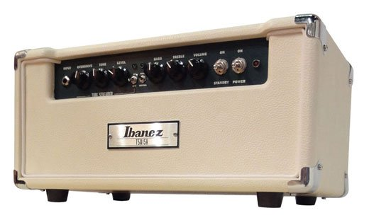 Ibanez TSA15H Tube Screamer Guitar Amplifier Head