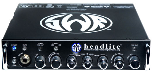 SWR Headlite Bass Guitar Amplifier Head