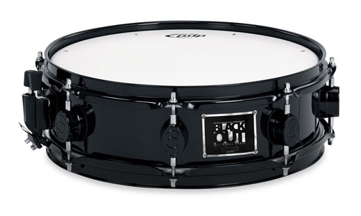 Pacific Blackout Maple Wood Snare Drum