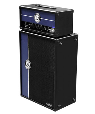 Jet City JCA2024HS Half Stack Tube Guitar Amplifier