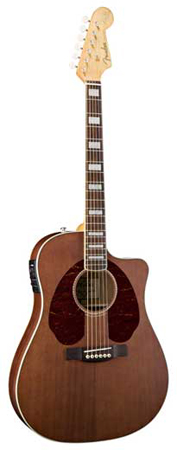 Fender Jimmy Dale Kingman SCE Acoustic Electric with Case