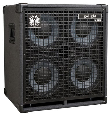 SWR GoLight 4x10 Bass Guitar Amplifier Cabinet