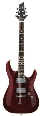 Schecter C1 Standard Electric Guitar