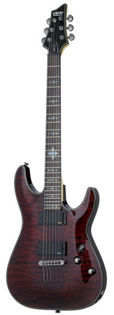 Schecter Damien Elite Electric Guitar