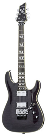 Schecter C1 Custom FR Electric Guitar