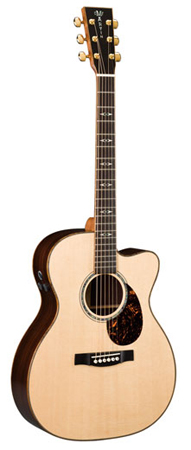 Martin OMCPA1 Performing Artist Acoustic Electric with Case