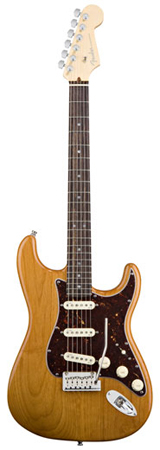 Fender American Deluxe Stratocaster Rosewood Fingerboard